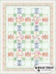 Mimosa Free Quilt Pattern by Quilting Treasures