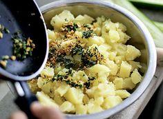 Salada de batata (Foto: Rogério Voltan/Editora Globo)