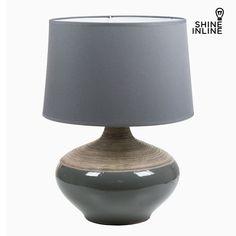 Lampada da Tavolo Grigio by Shine Inline Shine Inline 51,38 € https://shoppaclic.com/lampade/22998-lampada-da-tavolo-grigio-by-shine-inline-7569000914470.html