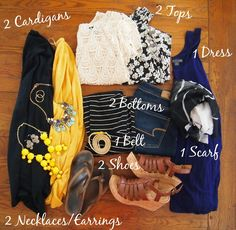 Exploring My Style: How to Pack 8+ Outfits in 1 Carry On Bag