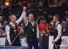 West Wins Kings Cup in Thrilling Finale! - http://thepoolscene.com/international-pool-and-billiards/west-wins-kings-cup-in-thrilling-finale - Albin Ouschan, Darren Appleton, Efren Reyes, Feature, Francisco Bustamante, Mika Immonen, Shane Van Boening - International