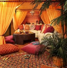 Spice Up Your Home With Moroccan Inspired Decor