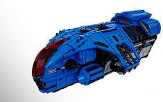 Goliath transport