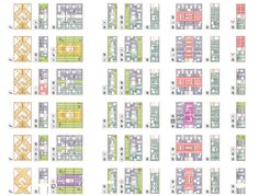 Housing Plans Diagram, How To Plan, Architecture, Projects, Pattern, Inspiration, Architectural Firm, Architects, Arquitetura