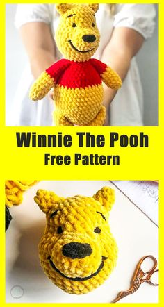 Disney Crochet Patterns, Crochet Teddy Bear Pattern, Giraffe Crochet, Crochet Disney, Crochet Amigurumi Free Patterns, Crochet Animal Patterns, Stuffed Animal Patterns, Crochet Dolls, Crochet Animals