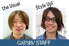 transformation of GATSBY staff