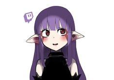 Esil Radiru by Kawaii Chibi, Kawaii Anime Girl, Anime Art Girl, Manga Anime, Manga Girl, Manhwa, Anime Friendship, Jin, Dark Anime