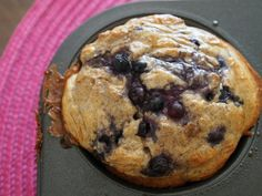 Protein Blueberry Muffin