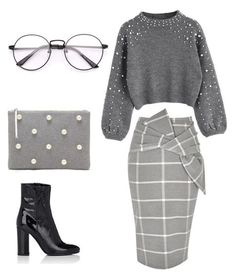 """Untitled #877"" by mchlap on Polyvore featuring River Island and Barneys New York"