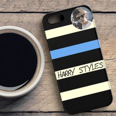 Harry Styles One Direction Cool Photo iPhone SE Case | casefantasy