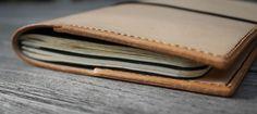 Qesem Field Notes - Travellers Notebook Ledereinband Moleskine Cahier groß natur | eBay