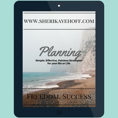 Would you love to crack the code on being able to accomplish what you really want? It starts with planning.  Define your values, define your goals based on your values, and create a plan for achieving those goals.  When you do this, you create a map for manifesting what you want in life.