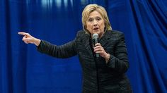 Her rhetoric from the 2016 campaign trail is different from what she said in 2008.