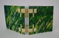 Opleiding Gioia: een binding voor losse bladen - workshop > Antiek, restauratie en boek > opleidingen Syntra West