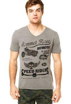 Camiseta Sommer Cinza - Compre Agora | Sommer Brasil
