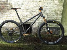 The Sexiest AM/FR/Enduro Hardtail Thread (Please read the opening post) - Page 2022 - Pinkbike Forum