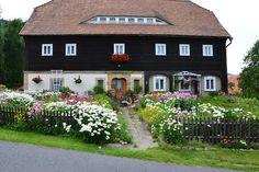 Oberlausitz und Nordböhmen: Oberlausitzer Bauerngarten