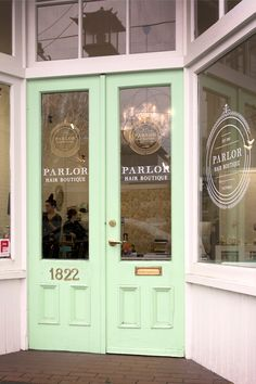 boutique hair salon exterior - Google Search