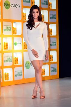 Alia Bhatt in Arden B and Givenchy pumps