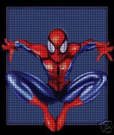 Spiderman Jump Crochet Pattern - Visit to grab an amazing super hero shirt now on sale!