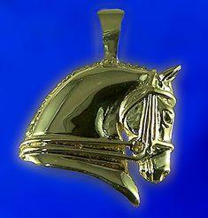 Dressage Horse Jewelry