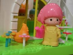 En la granja Vintage Toys 80s, Retro Toys, Vintage Dolls, Sweet Memories, Childhood Memories, Little Twin Stars, Pusheen, Nostalgia, Sanrio