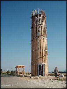 Akátová věž u Židlochovic