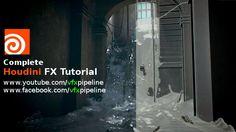 Free Tutorial Series by  Rajiv Sharma, Technical Director  watch full tutorial at http://rajivpandit.wordpress.com/2014/09/29/houdini-flip-simulation-hallway-flood-scene-tutorial/