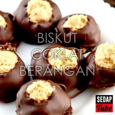 Resepi Biskut Coklat Berangan – Sedap Tube