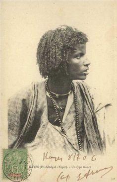 Moor from Senegal / Niger region