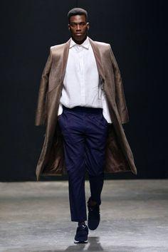 Mo'ko Elosha Fall/Winter 2016/17 - South Africa Menswear Week