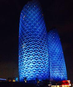 ابوظبي  , Blue ...يا جميلة