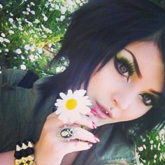 rose shock #piercing #beauty #bodycandy