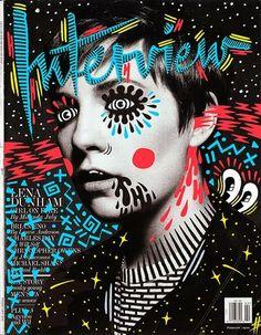 Área Visual - Blog de Arte y Diseño: Las ilustraciones y diseños de Hattie Stewart #Design