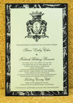 r3mg:: creative boutique - chicago wedding invitations