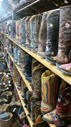 I was in boot HEAVEN!! #2015