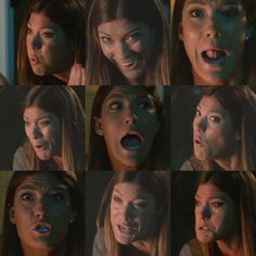 the many faces of debra morgan.that girl has a range of emotions and a face for all of them and those in between. I love Debra! Dexter Debra, Debra Morgan, Dexter Morgan, Dexter Tv Series, The Godfather Game, Jennifer Carpenter, Greys Anatomy Memes, Billie Holiday, Walter White