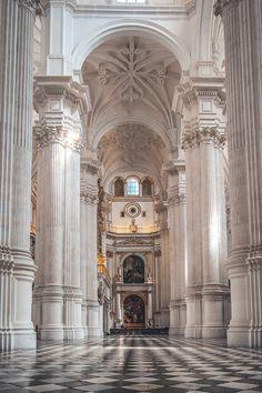 Cathédrale métropolitaine de la Encarnación - Grenade (Espagne)