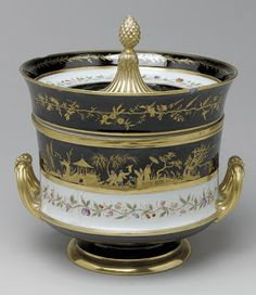 Sevres Ice Cream Cooler, 1805