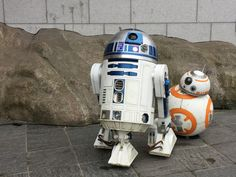 The First BB-8 Replica Built In Sweden.
