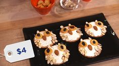 Inexpensive and easy Halloween party treats