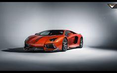 Lamborghini Aventador-V LP-740 by Vorsteiner 2014