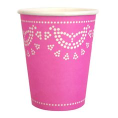 Lovely Lace Paper Cups