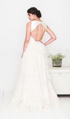 hochzeitskleid brautkleid white elferflower