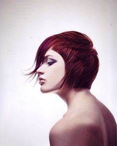 HJI British Hairdressing Awards Southern Hairdresser of the Year 2010 & 2013 winner Seung Ki Baek from Rush Hair Epsom won the Rush photographic competition with this choppy entry in 2007.