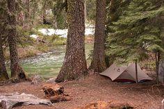 Trinity Alps of Northern California