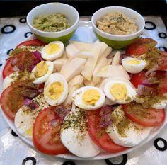 Six Easy Gluten Free Lunch Ideas