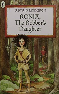 Ronia, the Robber's Daughter: Astrid Lindgren: 9780140317206: Amazon.com: Books