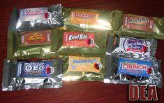 Marijuana candy products
