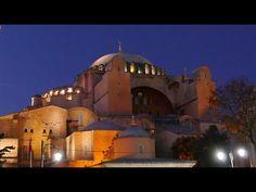 """Ο """"Χερουβικός Ύμνος"""" όπως ακουγόταν στην ΑΓΙΑ ΣΟΦΙΑ μέχρι το 1453 - YouTube Taj Mahal, Greece, History, World, Building, Travel, Youtube, Artist, Have A Good Night"""